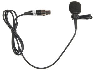Anchor AN130BP+/WB8000/LM60 Compact Portable AC Powered PA System with Wireless Receiver, Bodypack Transmitter and Lavalier Microphone AN130BP+/WB8000/LM60