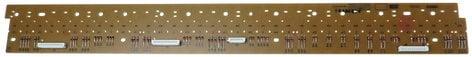 Yamaha V763910R 88C Center Contact PCB Assembly for DGX-530 and DGX-505 V763910R