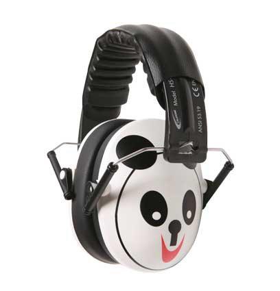 Califone International HS-PA Hush Buddy Hearing Protection for Kids with Panda Bear Motif HS-PA
