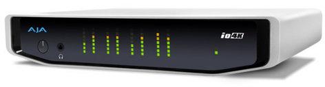 AJA IO4K io 4K 4K & HD I/O for Thunderbolt 2 IO4K
