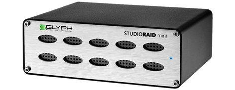 Glyph Technologies StudioRAID mini SRM4000B 4TB USB 3.0/FireWire/eSATA RAID External Hard Drive SRM4000B