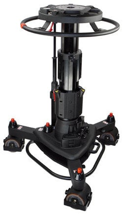 Cartoni P90MA1 P90 Master Pedestal Kit with Master Mk II Fluid Head and 2 Pan Bars P90MA1
