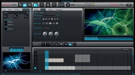 ADJ LEDMaster Mac and PC Designer Software for KlingNet Products LED-MASTER