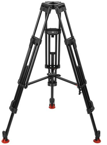 Sachtler 0478  FSB 6/2 HD M Tripod System with Fluid Head and Mid-Level Spreader 0478