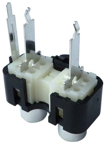Peavey 31466474  Dual RCA Jack for XR 8300 31466474