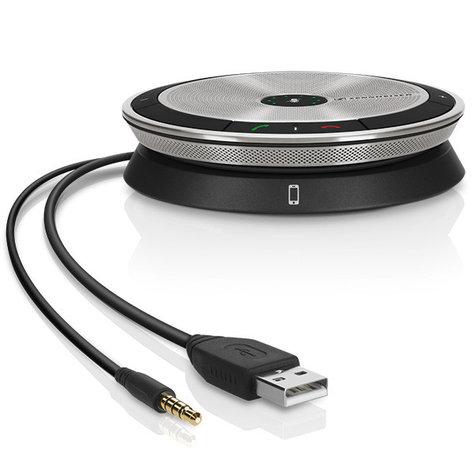 Sennheiser SP 20 ML Portable USB Conference Speakerphone for Microsoft Lync SP-20-ML