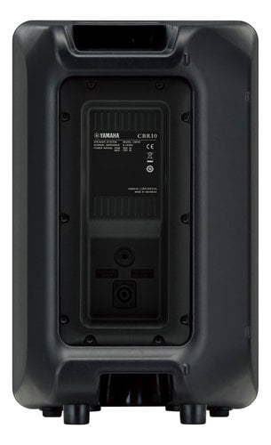 "Yamaha CBR10 10"" 2-Way 700 Watt Peak Passive Loudspeaker with 90°x60° Dispersion CBR10-CA"
