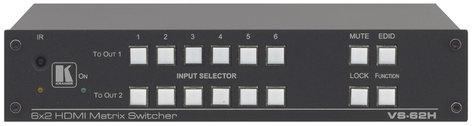 Kramer VS-62H 6x2 4K HDMI Matrix Switcher VS62H