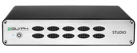 Glyph Technologies S5000 Studio 5TB USB 3.0/FireWire/eSATA Hard Drive S5000-GLYPH