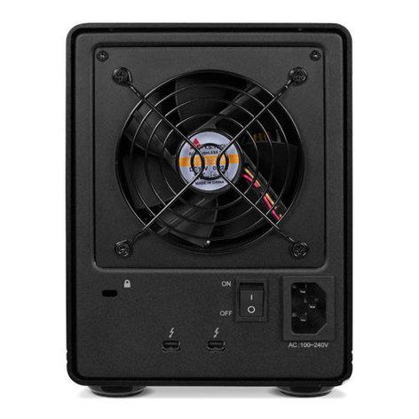 OWC Thunderbay 16TB 4-Bay Thunderbolt 2 External Drive OWCTB2IVT16.0S
