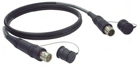 Canare FCC35N 35m Hybrid Fiber Optic SMPTE Camera Cable FCC35N