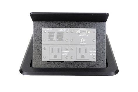 FSR TB-IPS-BLK  Tilting Tablebox in Black TB-IPS-BLK