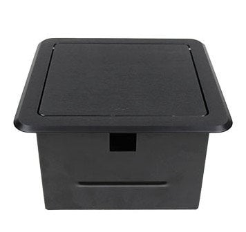 FSR, Inc TB-IPS-BLK  Tilting Tablebox in Black TB-IPS-BLK