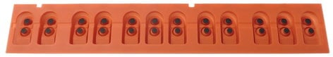 Yamaha VY84670R  12 Key Contact Strip for P80 VY84670R