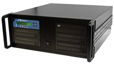 Microboards DVD PRM PRO-416RM CopyWriter Pro Rackmount CD/DVD Duplicator DVD-PRM-PRO-416RM