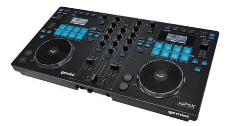 Gemini GMX  2-Channel USB MIDI Controller GMX