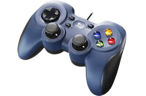 Logitech F310 USB Gamepad with Steam Compatiblity F310
