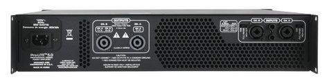 Crest Pro-LITE 5.0 2-Channel 2025 Watts at 4 Ohms Power Amplifier PRO-LITE-5.0