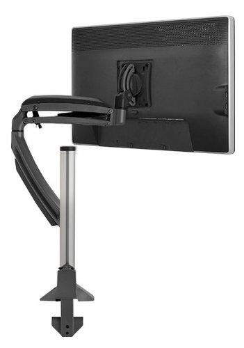 Chief Manufacturing K1C120B  Kontour™ K1C Dynamic Column Single Display Monitor Mount Arm K1C120B