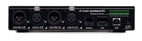 JK Audio AutoHybrid IP2 2-Line VoIP Hybrid/AoIP Codec Unit AUTOIP2
