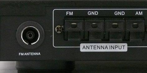 Technical Pro TUB80 1RU AM/FM Digital Tuner TUB80