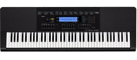 Casio WK245 76-Key Keyboard Workstation WK245