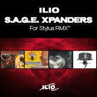 ILIO S.A.G.E. Xpanders Groove Control Xpander for Stylus RMX IL-XPBNDDL