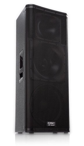 "QSC KW153 15"" 3-Way 1000 Watt Powered Loudspeaker KW153"