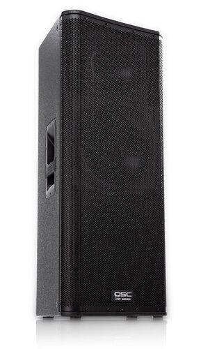 "QSC KW153 15"" 3-Way 1000 Watt Powered Loudspeaker KW153"