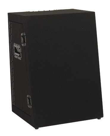 Anchor ACL-BASE-BK Acclaim Series Portable Lectern Base and Transport Case in Black ACL-BASEBK