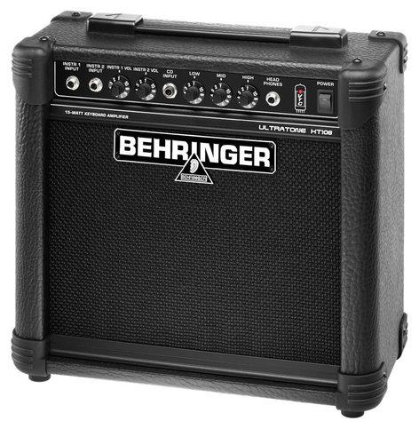 """Behringer KT108 15W 1x8"""" Keyboard Combo Amplifier KT108"""
