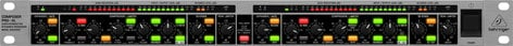 Behringer COMPOSER PRO-XL MDX2600 2-Channel Dynamics Processor with Integrated De-Esser and Tube Simulation MDX2600-COMPOSER-PRX