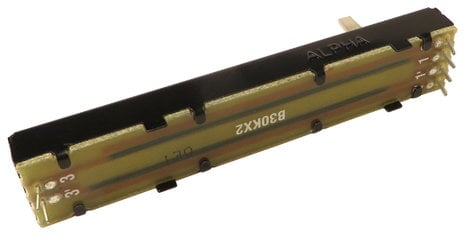 Allen & Heath-Xone AI6343 30k Slider Fader for Xone Mixers AI6343
