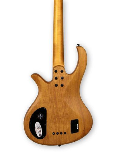 Schecter Guitars Riot-4 Session Aged Natural Satin Electric Bass RIOT-SESSION-4