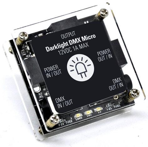 Gantom Lighting DB22 DarkBox DMX LED Dimmer with FX DB22