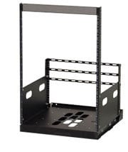 Lowell LPOR2-1219 12RU Pull Out Rack with 2 Slides LPOR2-1219
