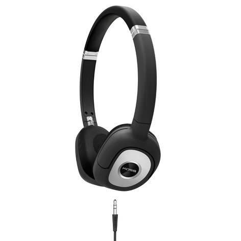 Koss SP330  On-Ear Headphones with D-Profile and Memory Foam Cushions SP330