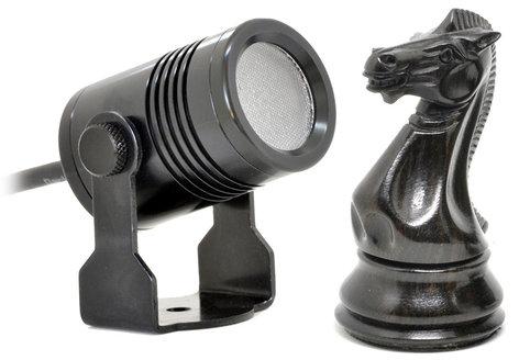Gantom Lighting GT22 DMX Flood 4W Micro RGBW DMX-Controllable Fixture GT22