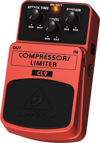 Behringer CL9 Compressor/Limiter Effects Pedal CL9