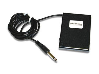 Peterson 140070  Single Footswitch for AutoStrobe 140070