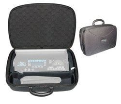 Peterson Tuners 171491  Hardshell Road Case for AutoStrobe 171491