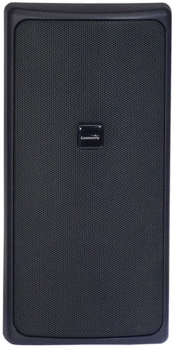 """Community DS5-B Distributed Design Series 5"""" Two-Way Coaxial Surface Mount Loudspeaker in Black DS5-B"""