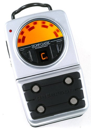 Peterson Tuners Stomp Classic Strobe Tuner Pedal 403859