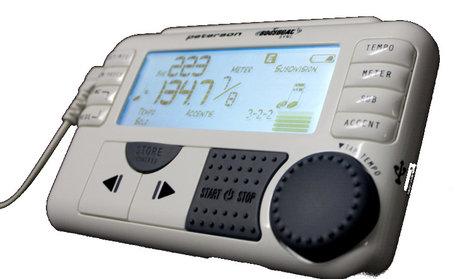 Peterson Tuners BodyBeat Sync Wireless Pulsating Metronome 403858