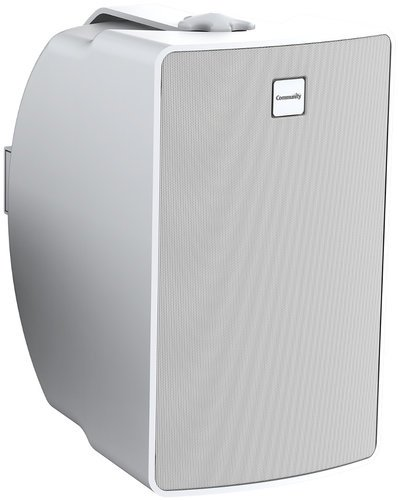 "Community CS6-W Commercial Design 6.5"" 2-Way Surface Mount Loudspeaker in White CS6-W"