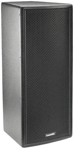 """Community V2-28BT VERIS 2 Series 2x 8"""" Two-Way Full-Range Loudspeaker in Black with Built-In 200W Autoforrmer V2-28BT"""