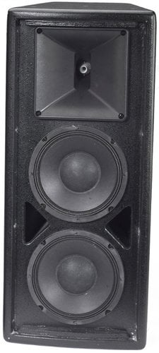 "Community V2-26WT VERIS 2 Series 2x 6.5"" Two-Way Full-Range Loudspeaker in White with Built-In 200W Autoforrmer V2-26WT"
