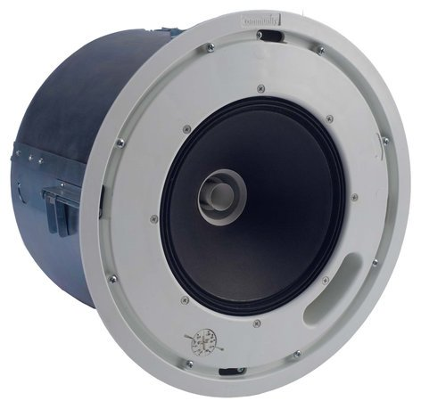 "Community D10 Distributed Design 10"" 2-Way High Output Coaxial Ceiling Loudspeaker with 8 Ohm & 70V Operation D10-COMMUNITY"