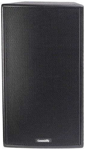 """Community V2-3564B 15"""" VERIS 2 Series 3-Way Loudspeaker in Black with 60x40 Dispersion VERIS2-3564-BLACK"""