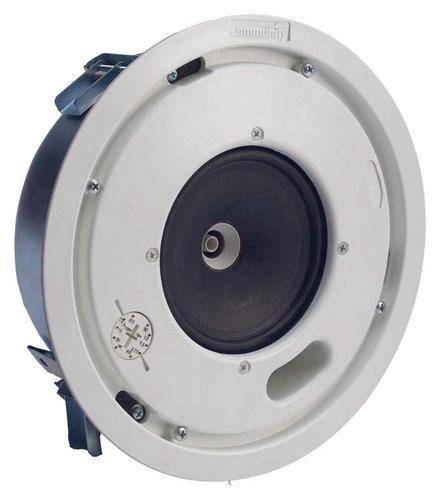 """Community D4LP Distributed Design 4.5"""" 2-Way Low Profile Coaxial Ceiling Speaker D4LP"""